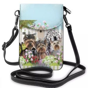 Owned By Yorkies Purse